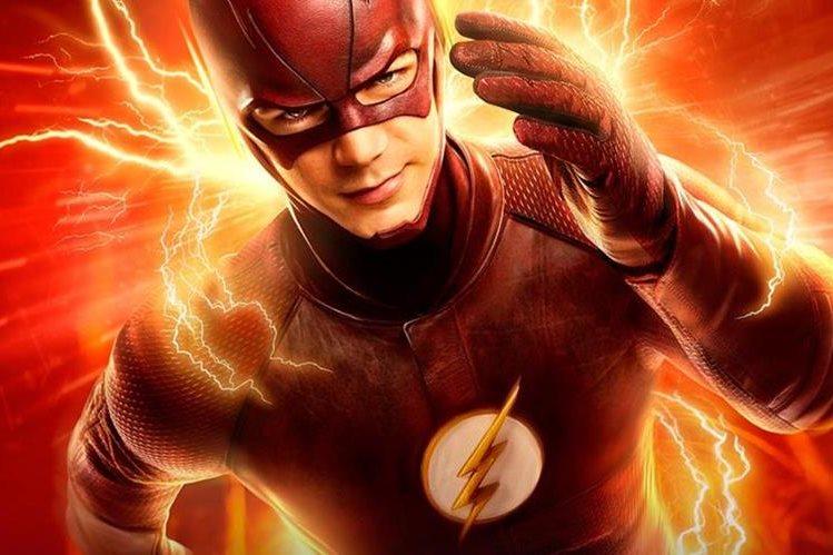 La película de Flash se queda sin director; sin embargo, Warner Bros. tiene previsto su estreno para el 2018. (Prensa Libre: Hemeroteca PL)