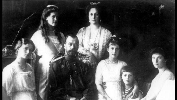 El zar fue eventualmente ejecutado, junto con toda su familia, en 1918. PA