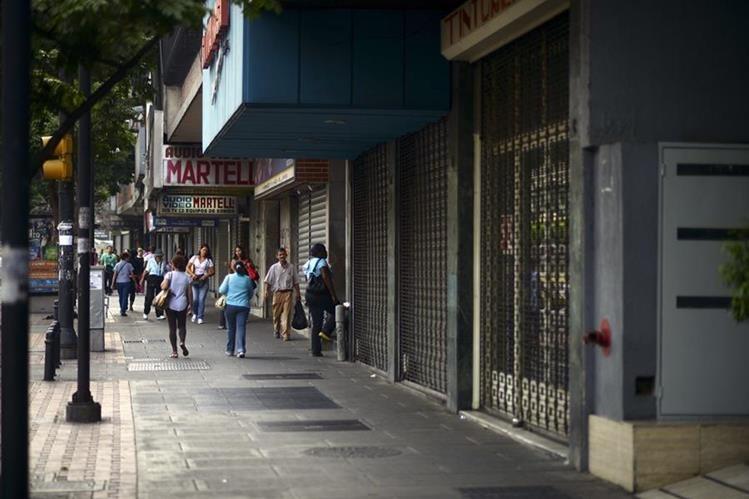 El crimen ocurrió en el estado de Táchira, Venezuela, fronterizo con Colombia. (Foto Prensa Libre: AFP).