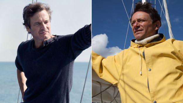 """Colin Firth protagonizó """"Un viaje extraordinario"""", mientras que Justin Salinger lo hizo en """"Crowhurst"""". STUDIOCANAL"""