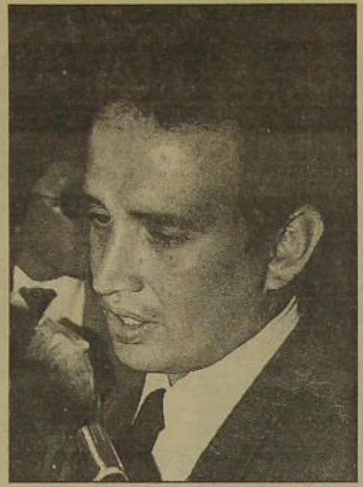 Epaminondas González Castañeda, hijo del fallecido presidente de la CC. (Foto: Hemeroteca PL)