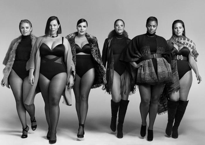 Modelos curvy han conquistado las pasarelas y se han convertido en inspiración de muchas mujeres.