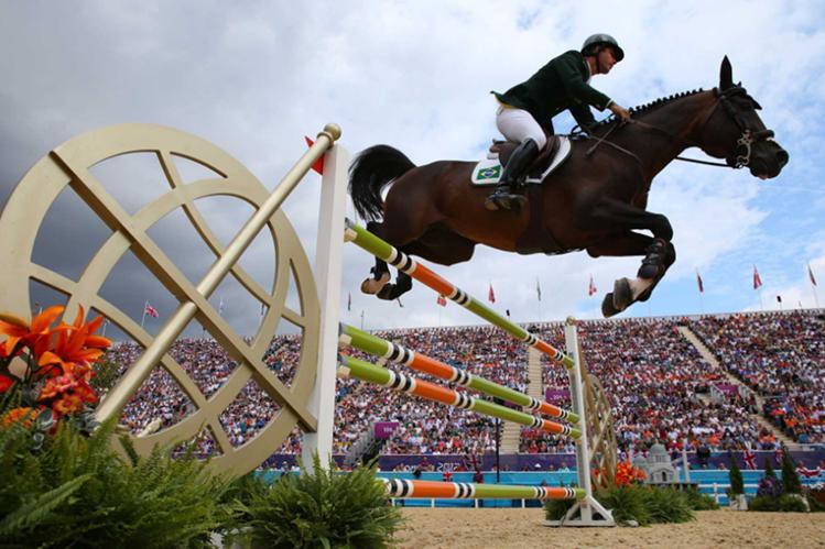 El deporte de ecuestre ahora solo tendrá tres integrantes por equipo para los Juegos Olímpicos de Tokio 2020. (Foto Prensa Libre: Hemeroteca PL)