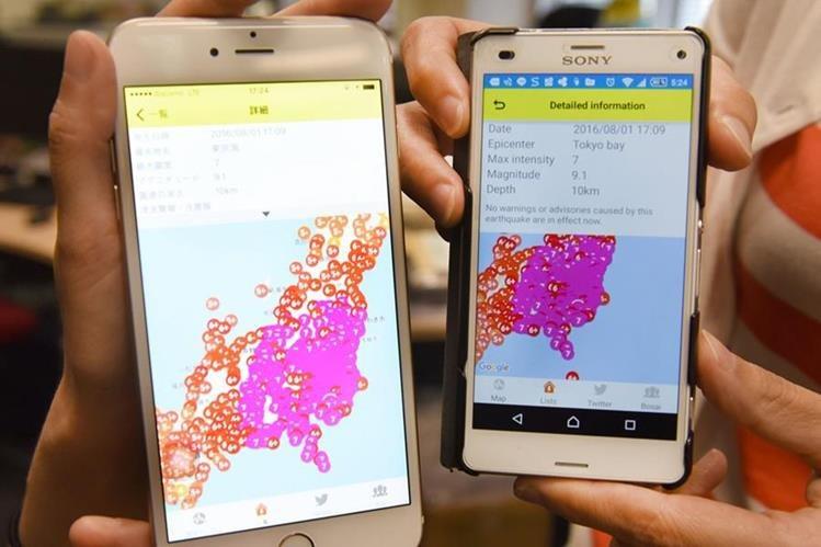 Japón: pánico tras errónea alerta de terremoto