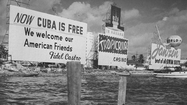 La revolución castrista cambió el destino de Miami. (GETTY IMAGES)