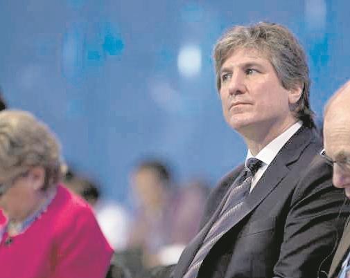 Amado Boudou, ex vicepresidente de Argentina. (Foto Hemeroteca PL).
