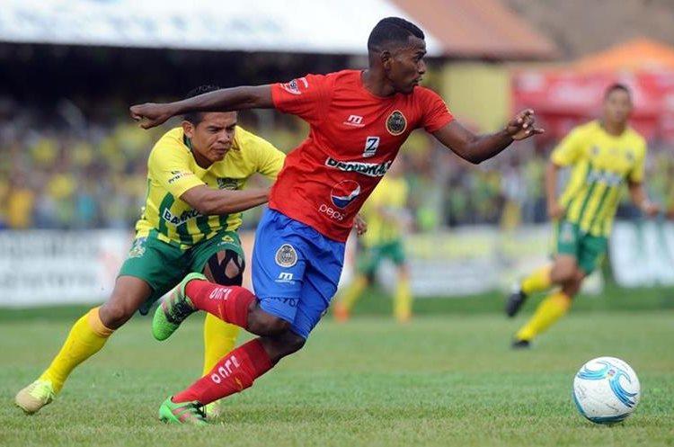 Ábner Bonilla, de Municipal, supera la marca del jugador de Guastatoya.