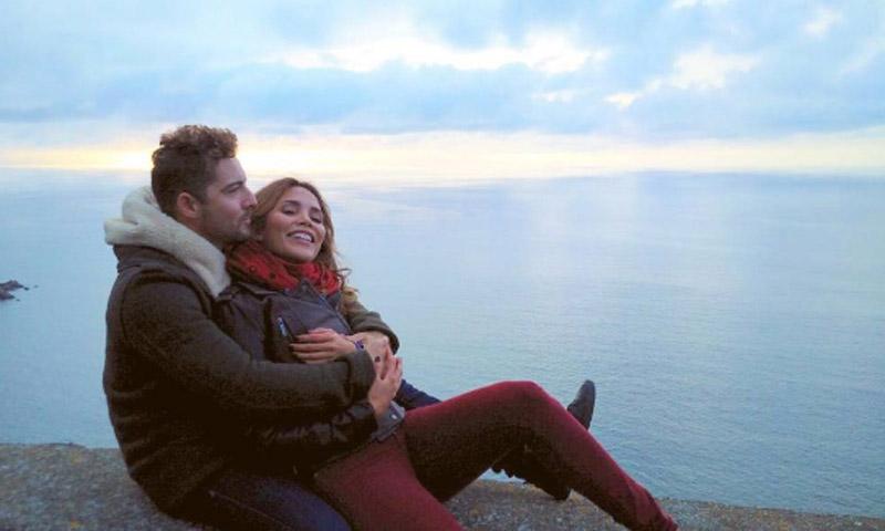 La pareja Bisbal/Zanetti pasan por su mejor momento. (Foto Prensa Libre: Hemeroteca PL)