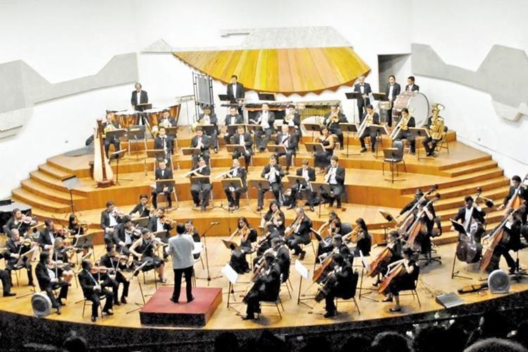El Conservatorio Nacional de Música ha sido cuna de grandes compositores.