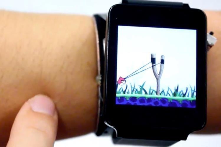 SkinTrack está enfocado en hacer más cómoda la interacción con los wearables. (Foto: Hemeroteca PL).