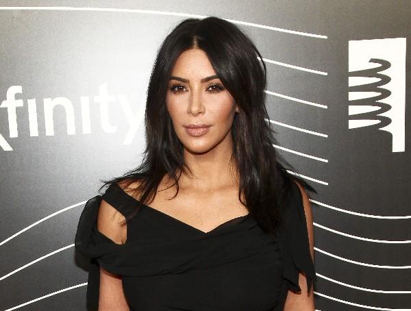 Kim Kardashian,  estrella estadounidense de la telerrealidad. (AFP).