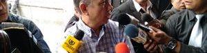 Uno de los cinco empresarios detenidos.&nbsp;<br /> Foto Prensa Libre: Paulo Raquec