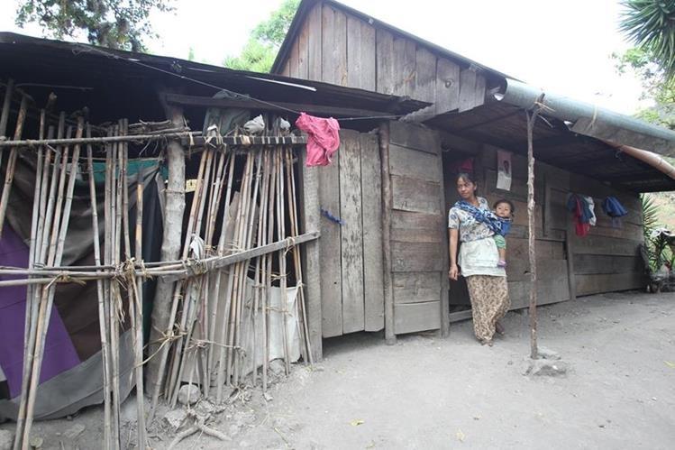 La pobreza se ha incrementado en el país. (Foto Prensa Libre: Hemeroteca PL)