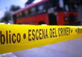 Los ataques contra pilotos del transporte público son constantes en el país. (Foto Prensa Libre: Érick Ávila)