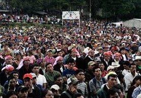 OACNUDH ha informado que la próxima semana se evaluará a Guatemala por Discriminación y Raciscmo. (Foto Prensa Libre: Hemeroteca).