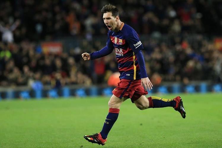 El argentino Lionel Messi es el candidato más fuerte para ganar el Balon de Oro de la Fifa. (Foto Prensa Libre: AFP)