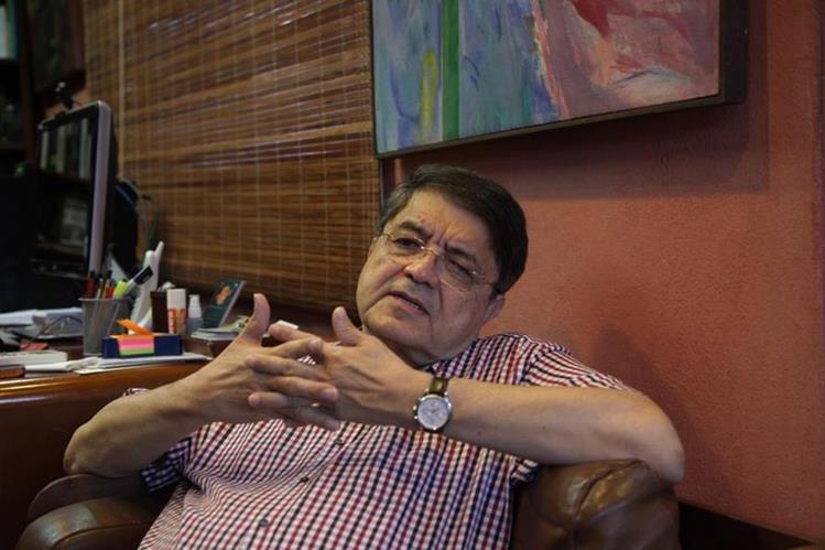 Sergio Ramírez presentó en Managua su novela Sara. (Foto tomada de confidencial.com.ni)