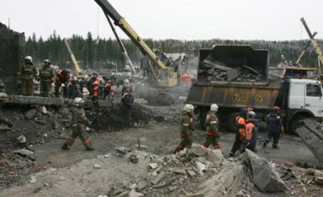 Cuatro muertos por derrumbes en mina de carbón. (Foto Prensa Libre: AFP).