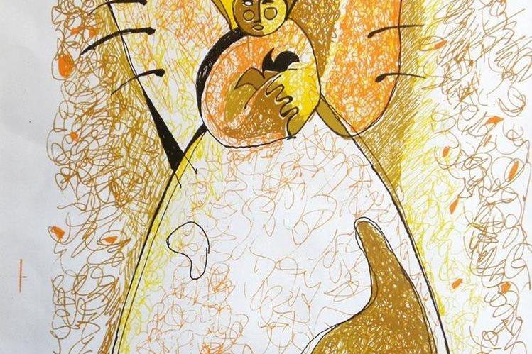 Pinturas y grabados son parte de la muestra La Gráfica de Zipacná.