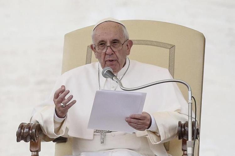 """El Papa otorgó la """"indulgencia plenaria"""" a la controvertida congregación mexicana. (Foto Prensa Libre: EFE)."""