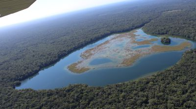 Guatemala posee  252 humedales ( Foto Prensa Libre : Conap)