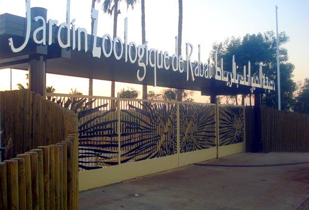 El Zoológico de Rabat fue cerrado para invetigar el accidente.