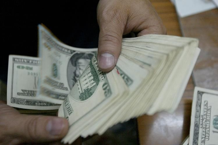 Remesas guatemaltecas con buen ritmo en enero de 2018