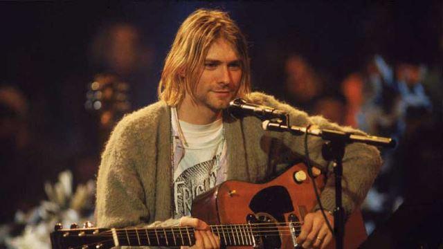 Kurt Cobain durante los últimos años de su vida luchó con depresión, enfermedad y adicción a la heroína.(Foto Prensa Libre: Hemeroteca PL)