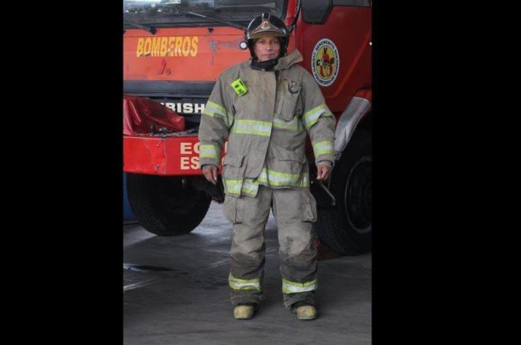 Se ha especializado en rescate aéreo, espacios reducidos, entre otros. (Foto Prensa Libre: Erick Ávila)