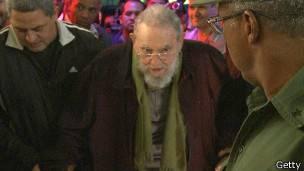 Fidel Castro dejó el poder en 2008 y desde entonces sus apariciones públicas fueron cada vez más esporádicas.