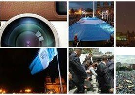 Instagram celebra cinco años de excelentes imágenes. (Foto Prensa Libre: Hemeroteca PL)