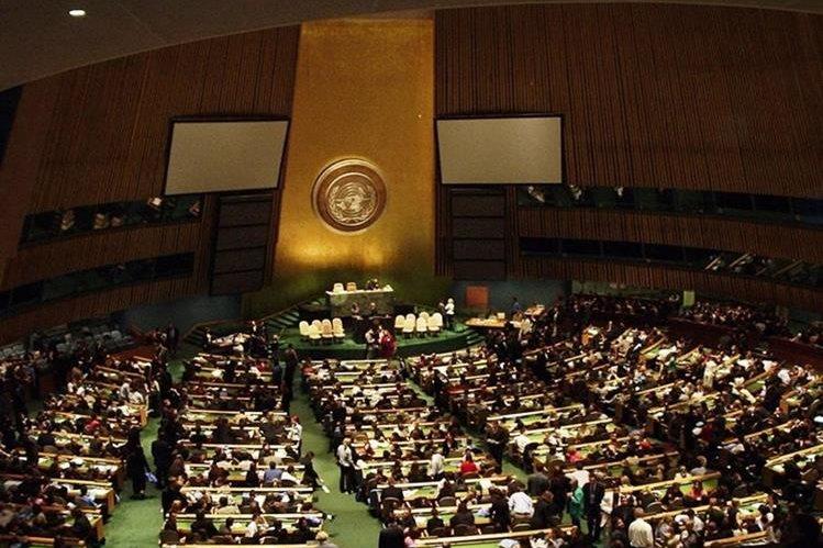 Asamblea General de la ONU sobre drogas será tratada en Nueva York.