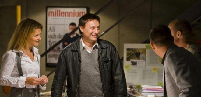 Michael Nyqvist, actor sueco, murió a los 56 años. Foto Prensa Libre: DPA.