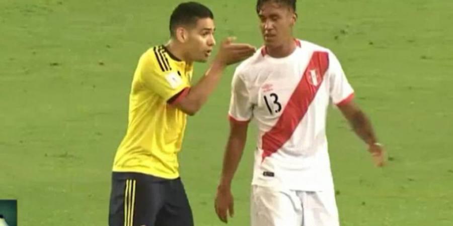 El juego entre Colombia y Perú está en el ojo de las críticas por un supuesto arreglo para empatar. (Foto Prensa Libre: AFP)