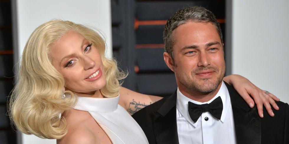 Gaga junto a Kinney. (Foto: Hemeroteca PL).