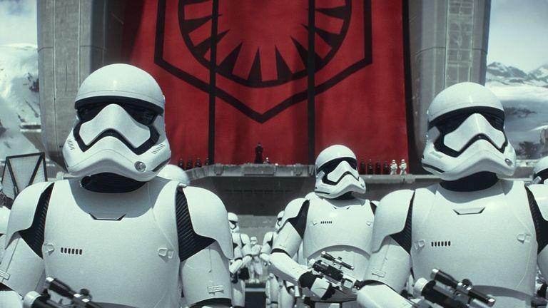 El filme Star Wars mantiene su ascenso en la preferencia de los cinéfilos. (Foto Prensa Libre: Hemeroteca PL)
