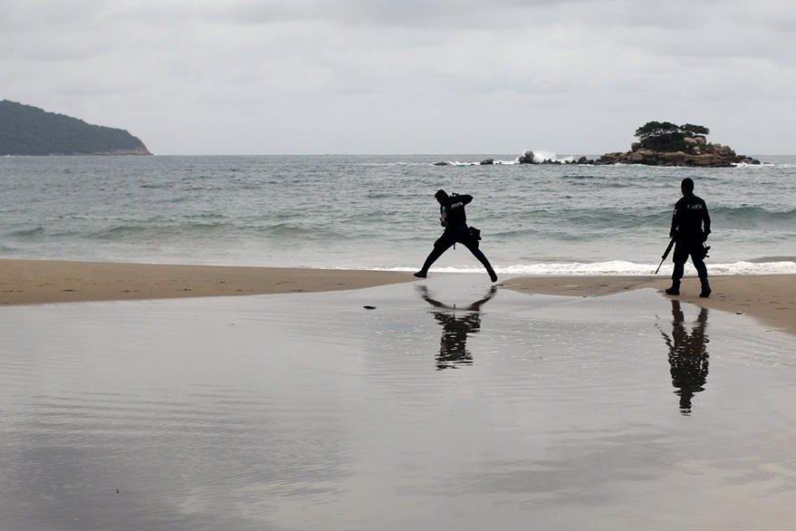 Acapulco es uno de los principales destinos turísticos de México. (Foto Prensa Libre: AFP).