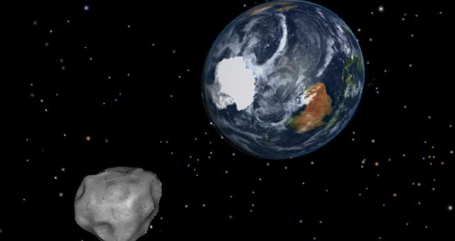 <em>Varios blogs y en la web aseguran que un cuerpo celeste caerá en la Tierra.</em>