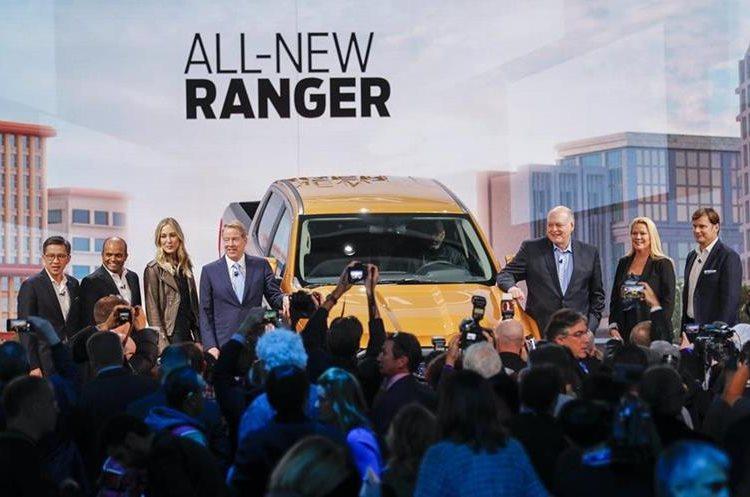 Ford invertirá 11.000 millones de dólares en vehículos eléctricos hasta 2022