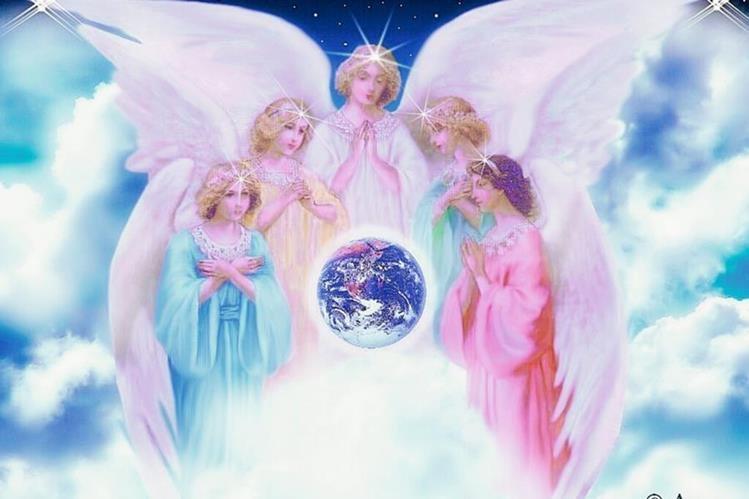 Los ángeles son seres de luz y la comunicación con ellos fortalece el espíritu. (Foto Prensa Libre: Hemeroteca PL).