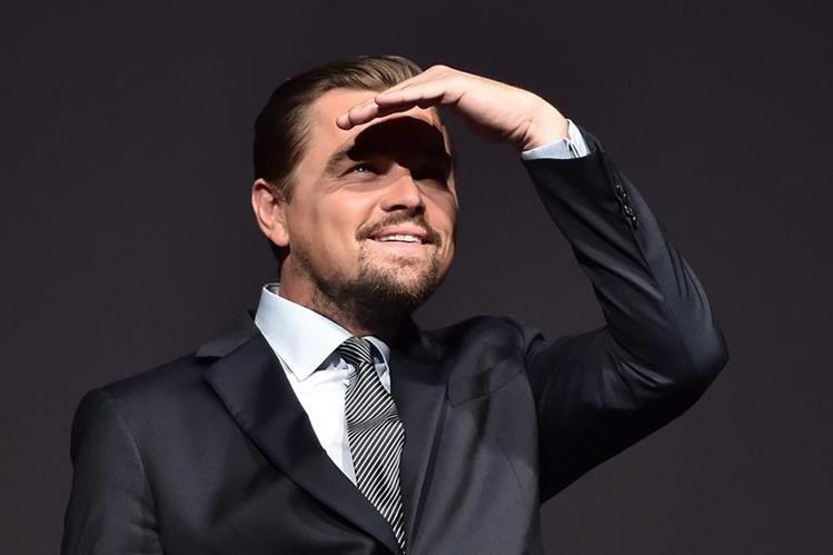 Leonardo DiCaprio se prepara para su nuevo proyecto en el cine. (Foto Prensa Libre: AP)