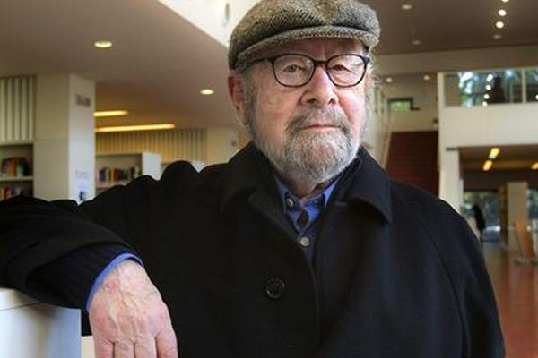 <p>Fotografía de archivo del narrador y poeta José Manuel Caballero Bonald, quien ha ganado el Premio Cervantes 2012.</p>