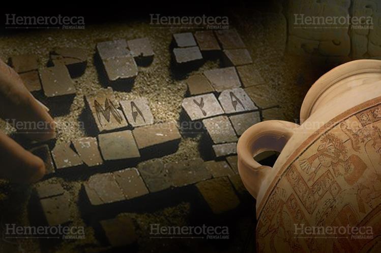Los or genes de la palabra maya for De que lengua proviene la palabra jardin