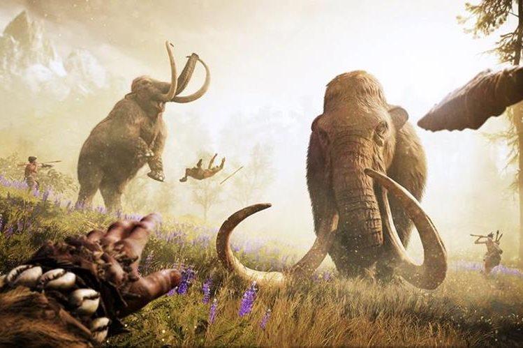 El cazador Takkar se enfrenta a varias amenazas en Primal (Foto: Hemeroteca PL).