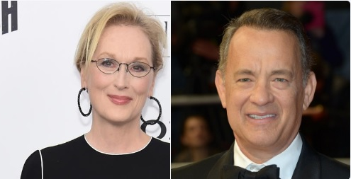Meryl Streep y Tom Hanks protagonizarán la película de Steven Spielberg titulada The Post. (Foto Prensa Libre: HemerotecaPL)
