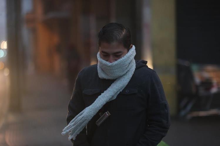 Durante diciembre y enero suelen darse los fríos más intensos en Guatemala. (Foto Prensa Libre: Érick Ávila)
