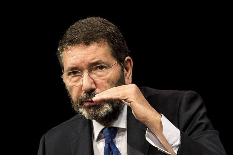 El alcalde de la ciudad, Ignazio Marino, perdió automáticamente el cargo. (Foto Prensa Libre: EFE).