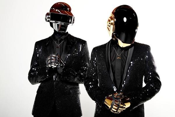 """<p>El dúo electrónico Daft Punk podría llevarse varios gramófonos dorados (FOTO PRENSA LIBRE: AP).<br _mce_bogus=""""1""""></p>"""