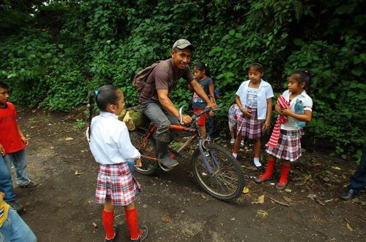 La esperanza de un futuro mejor no se pierde en las aldeas Panimaché I y II, y Morelia.