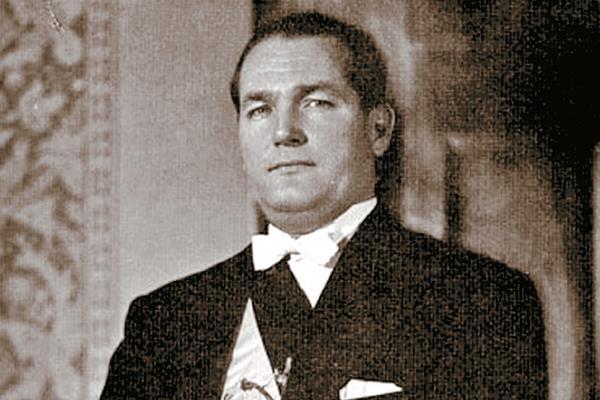 Dr. Juan José Arévalo Bermejo, ex presidente de Guatemala. (Foto: Hemeroteca PL)